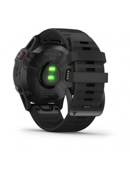 "Garmin fēnix 6 Pro 3.3 cm (1.3"") Black GPS (satellite) Garmin 010-02158-02 - 9"