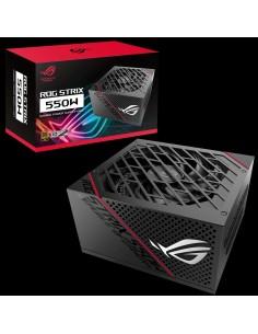 ASUS ROG-STRIX-550G power supply unit 550 W 20+4 pin ATX Black Asus 90YE00A2-B0NA00 - 1