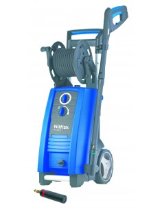 Nilfisk P 150.2-10 X-TRA pressure washer Upright Electric 610. 540 2900 W Black, Blue Nilfisk 128470132 - 1