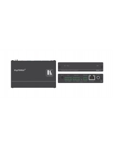 Kramer Electronics DSP-1 miksauslaite 3 kanavaa Musta Kramer 13-80483090 - 1