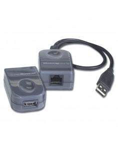 C2G Superbooster USB Extender USB-kablar Svart C2g 81620 - 1