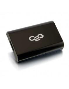 C2G 81933 cable gender changer USB 3.0 Micro-B DisplayPort Musta C2g 81933 - 1