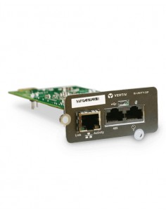 Vertiv Liebert IS-UNITY-SNMP verkkokortti Sisäinen Ethernet 100 Mbit/s Vertiv IS-UNITY-SNMP - 1