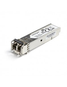 StarTech.com Juniper RX-FXSM-SFP Compatible SFP Module - 100BASE-LX 100MbE Single Mode Fiber SMF Optic Transceiver 100Mb Startec