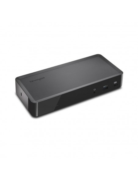 Kensington SD4700P Langallinen USB 3.2 Gen 1 (3.1 1) Type-C Musta Kensington K38240EU - 1