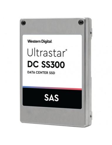"Western Digital Ultrastar DC SS300 2.5"" 1600 GB SAS MLC Hgst 0B34895 - 1"