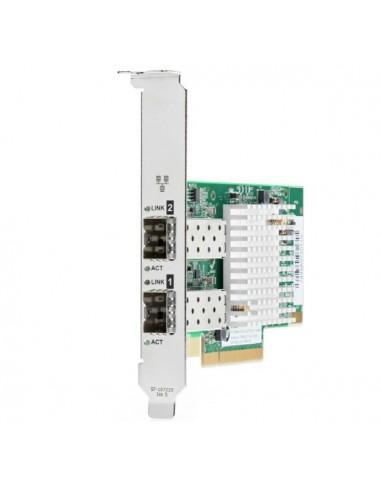 Hewlett Packard Enterprise 727055-B21 verkkokortti Sisäinen Ethernet / Fiber 10000 Mbit/s Hp 727055-B21 - 1