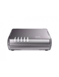 Hewlett Packard Enterprise OfficeConnect 1405 5G v3 Hallitsematon L2 Gigabit Ethernet (10/100/1000) Harmaa Hp JH407A#ABB - 1
