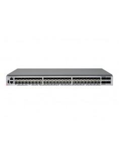 Hewlett Packard Enterprise StoreFabric SN6600B Hallittu Ei mitään Harmaa 1U Hp Q0U55B - 1