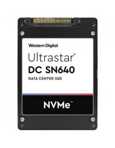"Western Digital Ultrastar DC SN640 2.5"" 3840 GB PCI Express 3.1 3D TLC NVMe Western Digital 0TS1929 - 1"