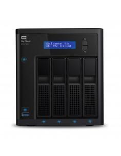 Western Digital My Cloud EX4100 NAS Työpöytä Ethernet LAN Musta Armada 388 Western Digital WDBWZE0320KBK-EESN - 1