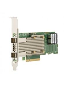 Broadcom 9400-8i8e interface cards/adapter Internal SAS, SATA Broadcom 05-50031-02 - 1