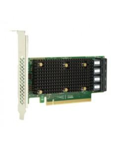 Broadcom 9405W-16i interface cards/adapter Internal SAS, SATA Broadcom 05-50047-00 - 1