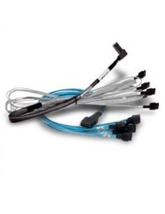 Broadcom 05-50065-00 Serial Attached SCSI (SAS) cable 0.5 m Broadcom 05-50065-00 - 1