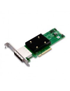 Broadcom HBA 9500-16e nätverkskort/adapters SAS Broadcom 05-50075-00 - 1