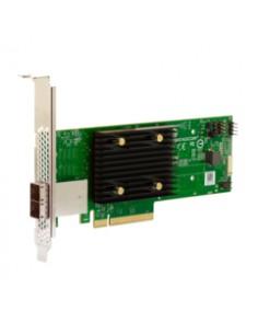 Broadcom HBA 9500-8e interface cards/adapter Internal SAS Broadcom 05-50075-01 - 1