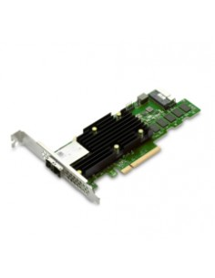 Broadcom 9580-8i8e RAID controller PCI Express x8 4.0 12 Gbit/s Broadcom 05-50076-00 - 1