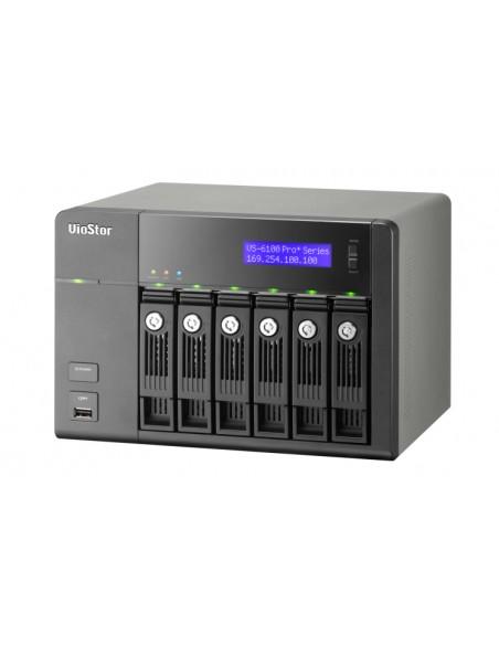 QNAP VS-6112 Pro+ Tower Ethernet LAN Musta Qnap VS-6112-PRO+-EU - 2