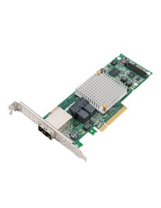 Microsemi 2277000-R RAID-kontrollerkort PCI Express x8 3.0 12 Gbit/s Microsemi Storage Solution 2277000-R - 1