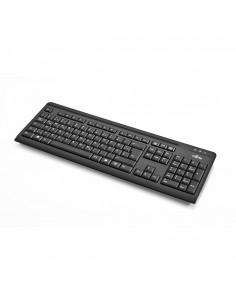 Fujitsu KB410 näppäimistö USB Musta Fujitsu Technology Solutions S26381-K511-L448 - 1