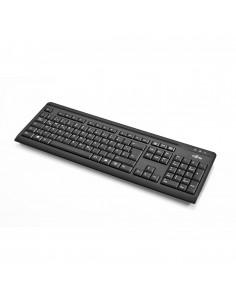Fujitsu KB410 tangentbord USB Svart Fujitsu Technology Solutions S26381-K511-L448 - 1