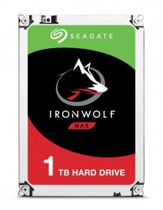 "Seagate IronWolf ST1000VN002 internal hard drive 3.5"" 1000 GB Serial ATA III Seagate ST1000VN002 - 1"