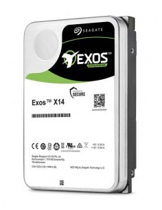 "Seagate Enterprise Exos X14 3.5"" 12000 GB Serial ATA III Seagate ST12000NM0008 - 1"