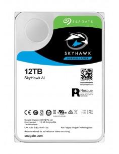 Seagate Surveillance HDD Skyhawk AI 12000 GB Serial ATA III Seagate ST12000VE0008 - 1