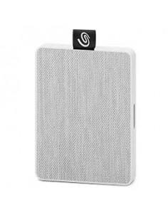 Seagate STJE500402 extern SSD-hårddisk 500 GB Vit Seagate STJE500402 - 1