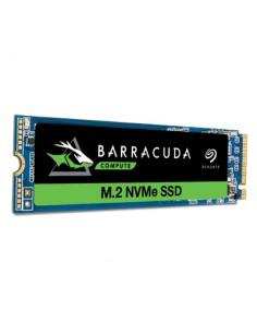 Seagate BarraCuda 510 M.2 500 GB PCI Express 3.0 3D TLC NVMe Seagate ZP500CM3A001 - 1