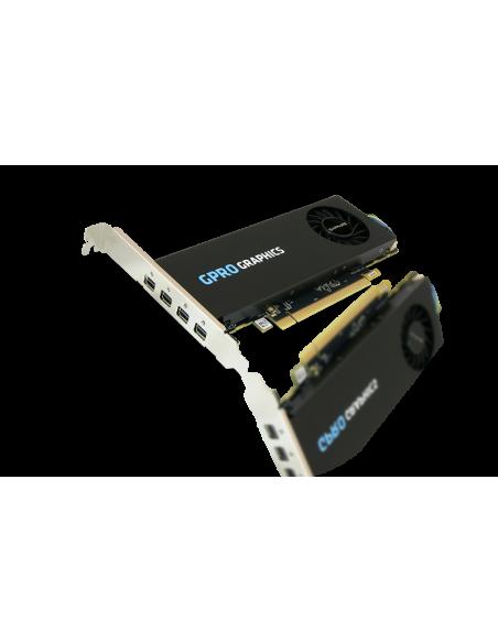 Sapphire 32286-01-21G näytönohjain AMD GPRO 4300 4 GB GDDR5 Sapphire Technology 32286-01-21G - 2