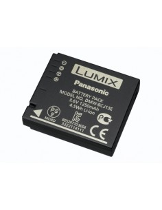 Panasonic DMW-BCJ13E batteri till kamera/videokamera Litium-Ion (Li-Ion) 1250 mAh Panasonic DMW-BCJ13E - 1