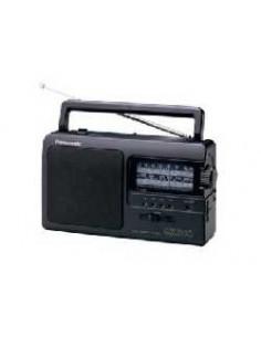 Panasonic RF-3500E9-K radio Kannettava Analoginen Musta Panasonic RF3500E9K - 1