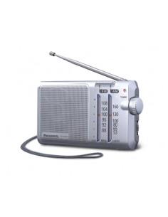 Panasonic RF-U160D Portable Digital Silver Panasonic RFU160DEGS - 1