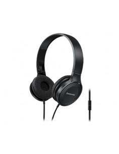 Panasonic RP-HF100ME Headset Huvudband 3.5 mm kontakt Svart Panasonic RP-HF100ME-K - 1