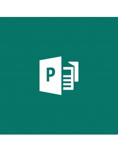 Microsoft Publisher Microsoft 164-03723 - 1