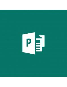 Microsoft Publisher Microsoft 164-06052 - 1