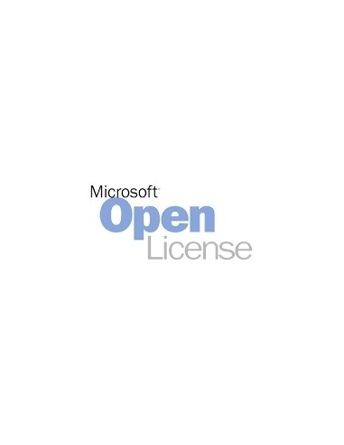 Microsoft VDA SNGL, OVL NL 1 license(s) Microsoft 4ZF-00014 - 1