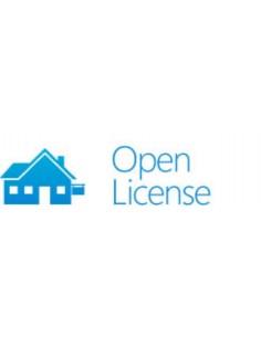 Microsoft CoreCAL User CAL, Open Microsoft W06-00412 - 1
