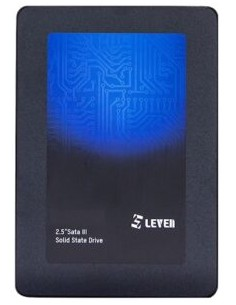 """Leven JS600 2.5"""" 128 GB SATA 3D TLC Leven JS600SSD128GB - 1"""