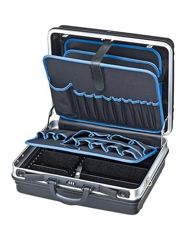 Knipex 00 21 05 LE työkalulaatikko Musta Akryylinitriilibutadieenistyreeni (ABS) Knipex 00 21 05 LE - 1