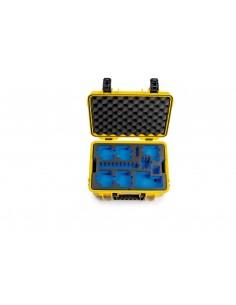 B&w International B&w Gopro Case Type 4000 Y Gelb Mit Gopro 8 B&w International 4000/Y/GOPRO8 - 1