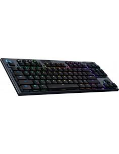 Logitech G G915 TKL näppäimistö Bluetooth QWERTY Kansainvälinen (US) Musta Logitech 920-009520 - 1