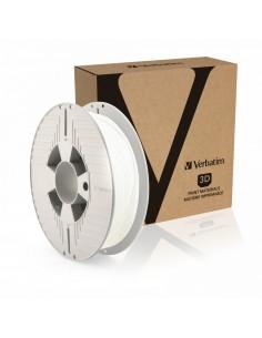 Verbatim 55150 3D-tulostusmateriaali Polykarbonaatti (PC), Polymetyyliakrylaatti (PMMA) Valkoinen 500 g Verbatim 55150 - 1