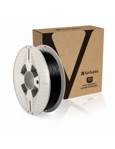 Verbatim 55152 3D-filamentti DURABIO Black 0,5kg Verbatim 55152 - 1