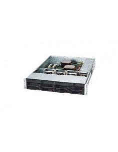 Supermicro SC825TQC-600LPB Teline Musta 600 W Supermicro CSE-825TQC-600LPB - 1