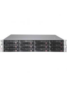 Supermicro SuperChassis 826BE1C-R920LPB Rack Black 920 W Supermicro CSE-826BE1C-R920LPB - 1