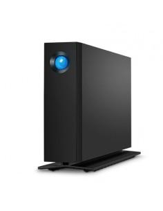 LaCie d2 Professional ulkoinen kovalevy 8000 GB Musta Lacie STHA8000800 - 1
