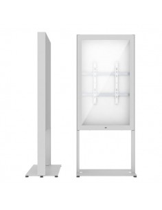 """SMS Smart Media Solutions 49P Casing Freestand Basic G2 WH 124.5 cm (49"""") Vit Sms Smart Media Solutions 702-002-42 - 1"""