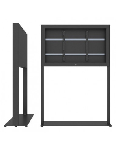 """SMS Smart Media Solutions 43L Casing Freestand Basic G1 BL 109.2 cm (43"""") Black Sms Smart Media Solutions 702-004-11 - 1"""